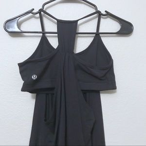 lululemon athletica Tops - Lululemon No Limits Tank Black Size 6